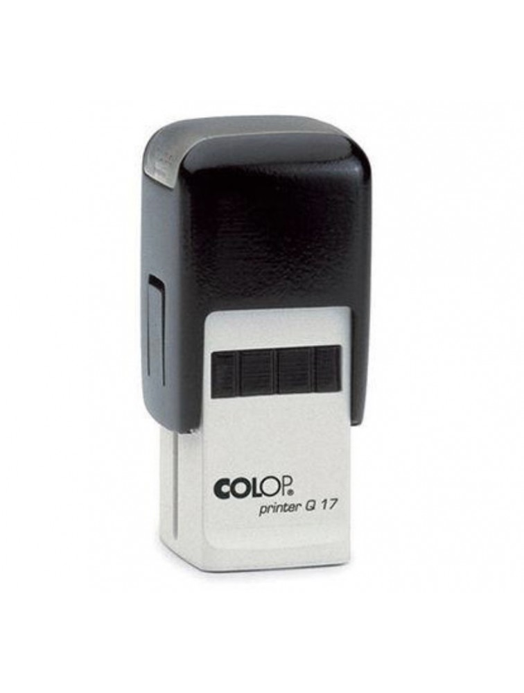 Colop Printer Q17 Square Self Inking Stamp